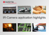 Highlights of the optris PI infrared cameras
